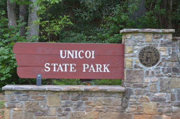 Largest and most popular of all the state parks in GA.